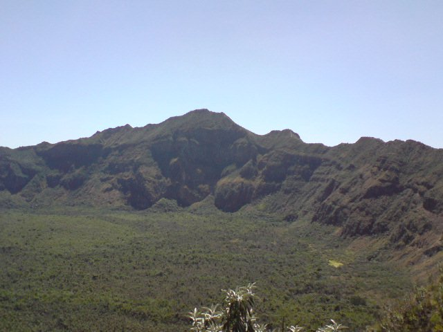 Adventure Hike At Mount Longonot