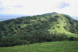 Ngong Hills the scenery