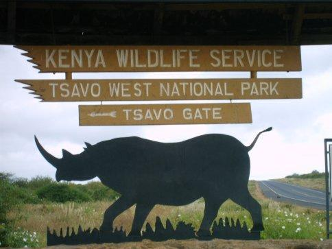 Budget Travel Trip to the Tsavo West National Park