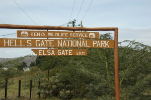 Vacation in Kenya