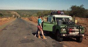 tour to kenya-car safety tips