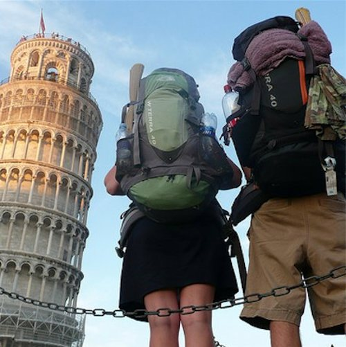 Backpacking Travel for couples –Romantic Holiday