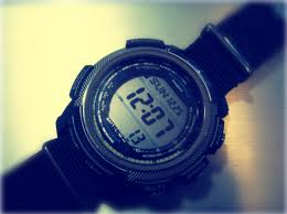 Backpacking watch