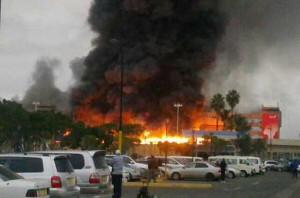 JKIA Fires photo