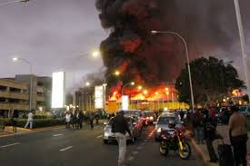 Jomo Kenyatta International Airport Fire: The Effect to Kenya's Tourism