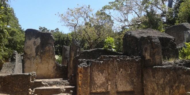 Gedi Ruins-Coastal Kenya Historic Attraction