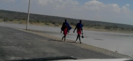Experiencing Lake Magadi