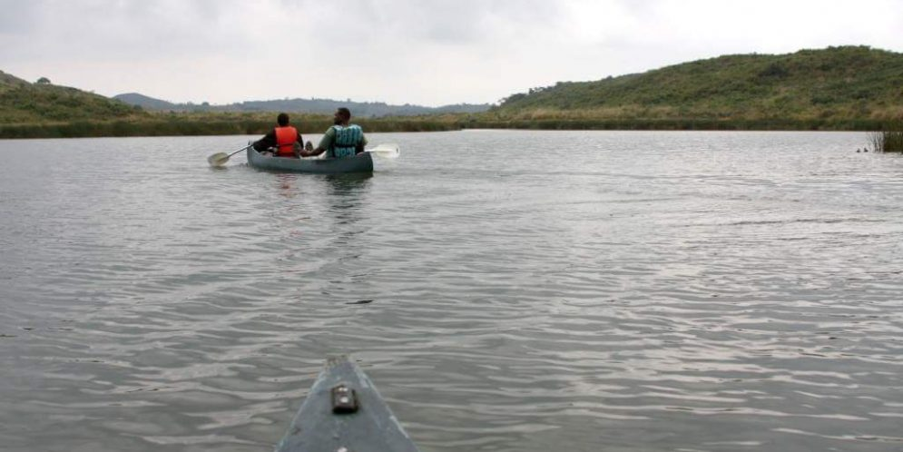 Arusha's Lake Duluti, a birds' Sanctuary