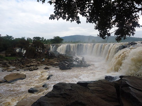 Must see Waterfall in Central Kenya tourist circuit