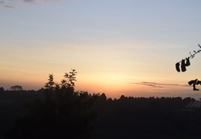 Sunsets at Ondiri Swamp