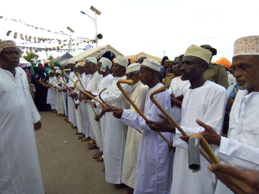 Festivals of Lamu