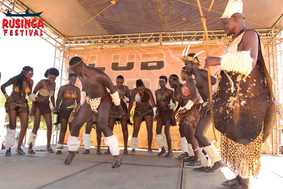 Cultural Dances at Rusinga Festival